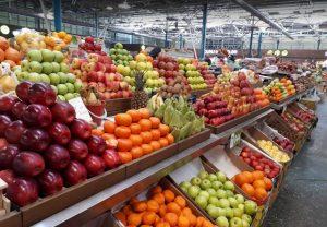 اسواق شعبية في باكو