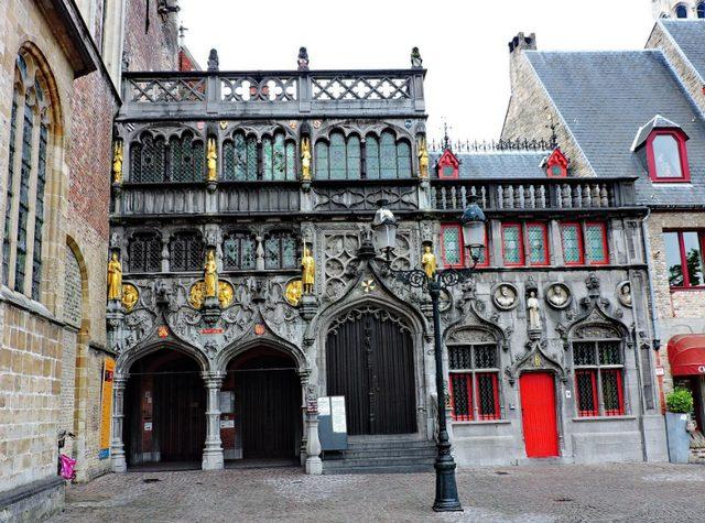 مدينة بروج بلجيكا