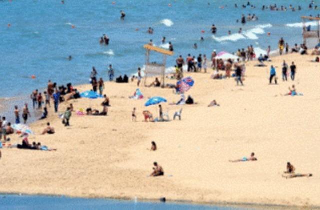 شواطئ بيروت لبنان