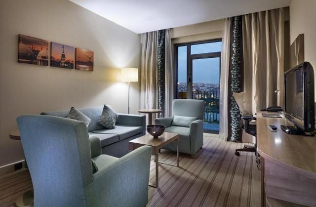 فندق هيلتون غاردن ان اسطنبول