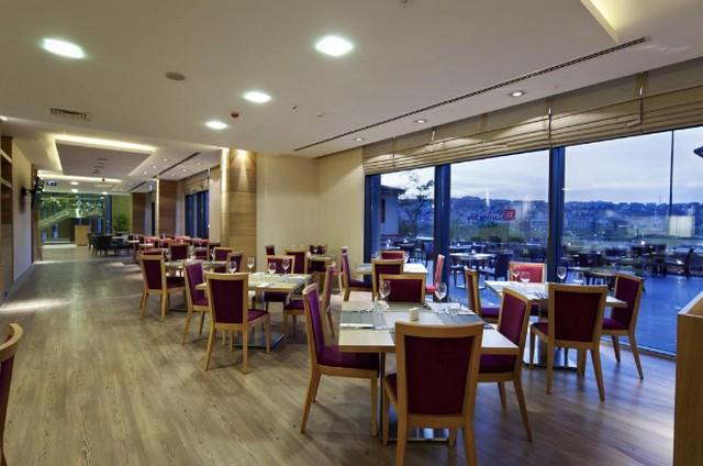 فندق هيلتون جاردن ان اسطنبول