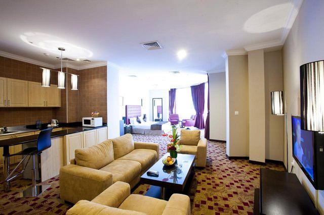 فندق كنجزجت الدوحة