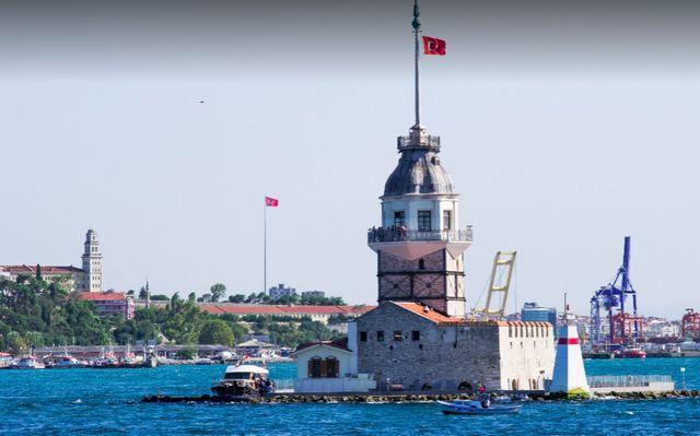 برج البنات اسطنبول