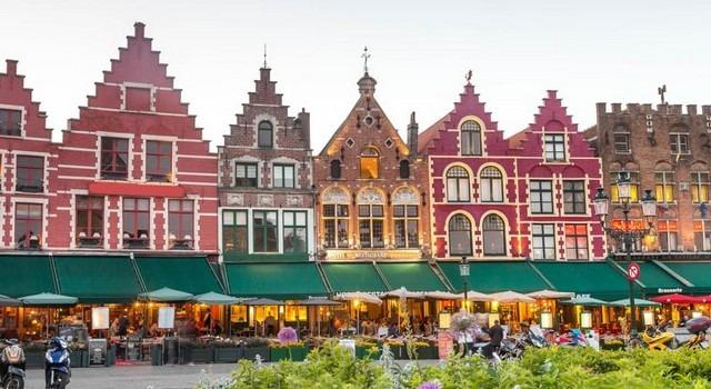 مدينة بروج البلجيكيه