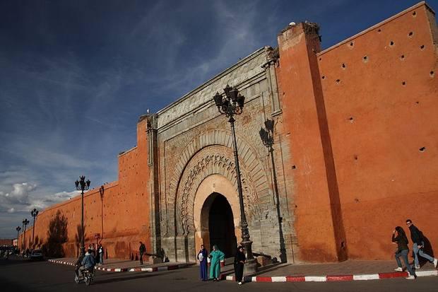 أبواب مراكش