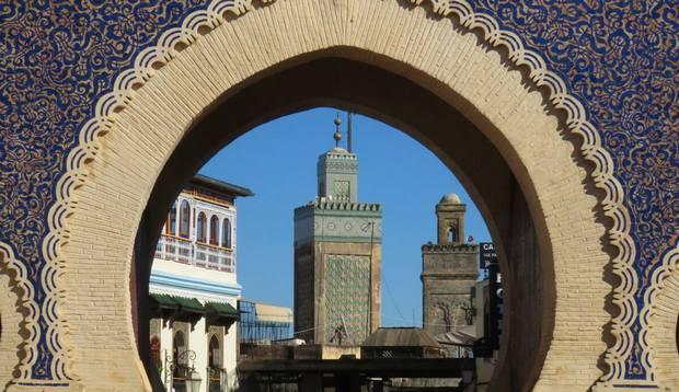 ابواب مراكش القديمة