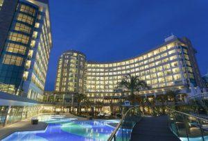 فندق شيروود انطاليا
