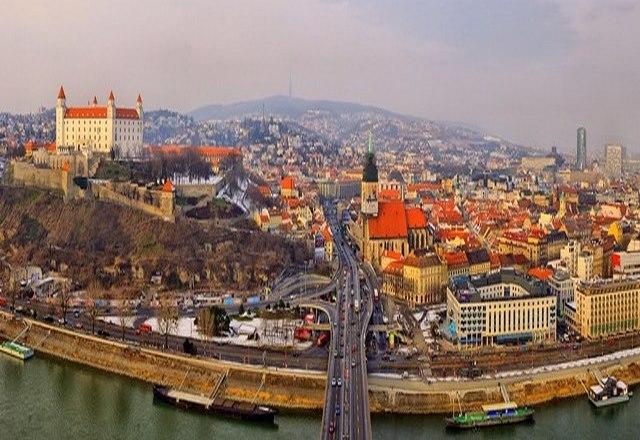 السياحة في سلوفاكيا