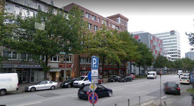 شارع العرب في هامبورغ