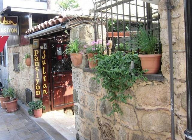 فندق سلطان انطاليا في تركيا