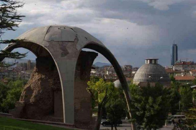 مدينة قونيا تركيا