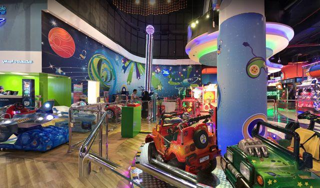 اماكن سياحية في دبي للاطفال