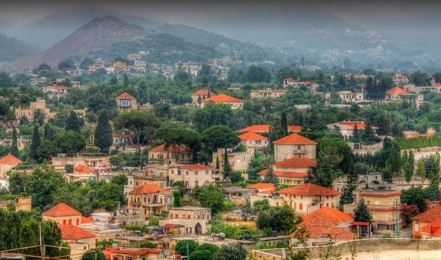 اجمل قرى لبنان