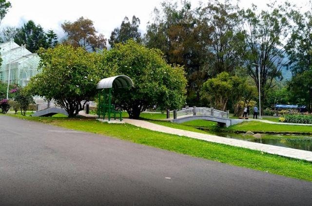 حديقة الجنه في بونشاك