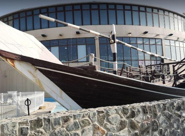 المتحف المائي في ابوظبي