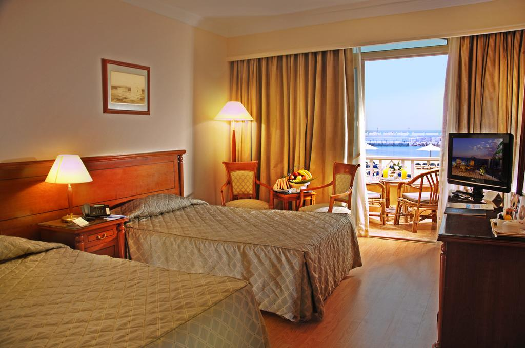 فنادق الاسكندرية على البحر