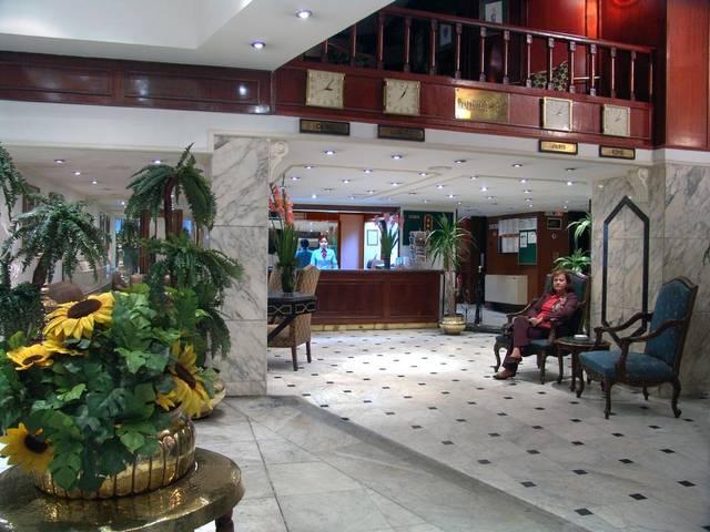 فندق كونكورد بالدقي القاهرة