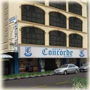 فندق كونكورد الدقي