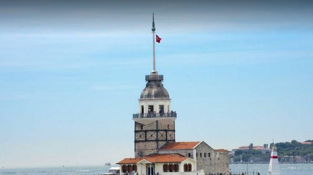 جسر السلطان محمد الفاتح اسطنبول