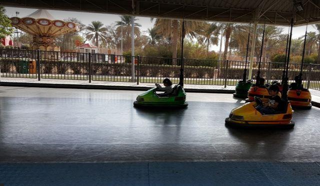 حديقة ألعاب الهيلي ابوظبي