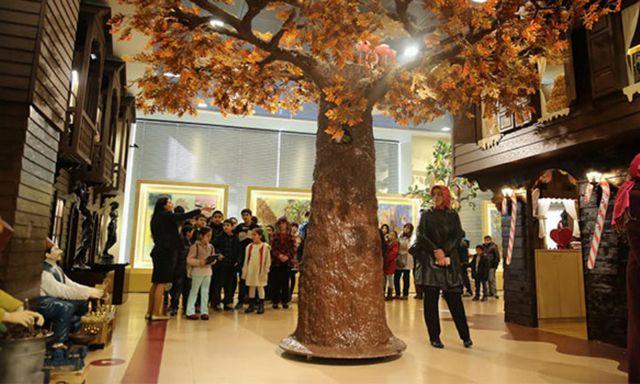 متحف الشوكولاته في اسطنبول