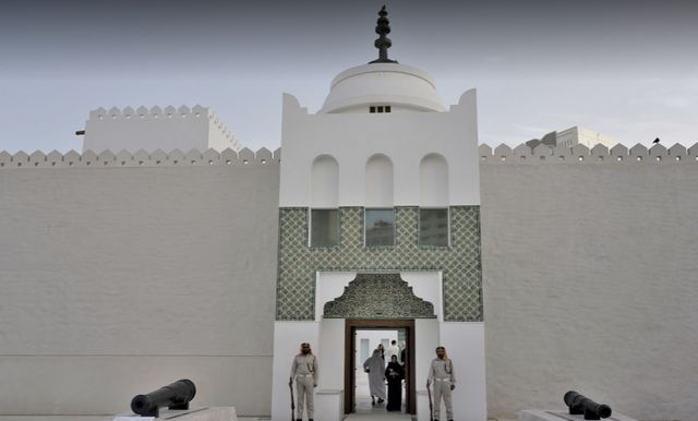 قصر الحصن ابوظبي