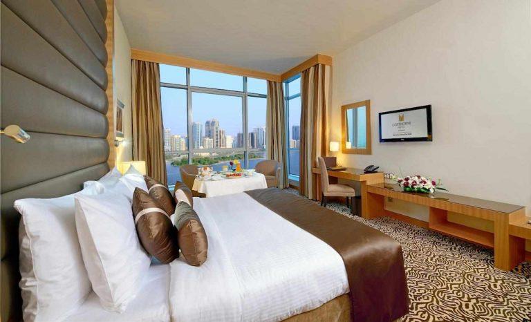 فنادق الشارقة القريبة من دبي