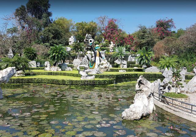 حدائق بتايا الساحرة