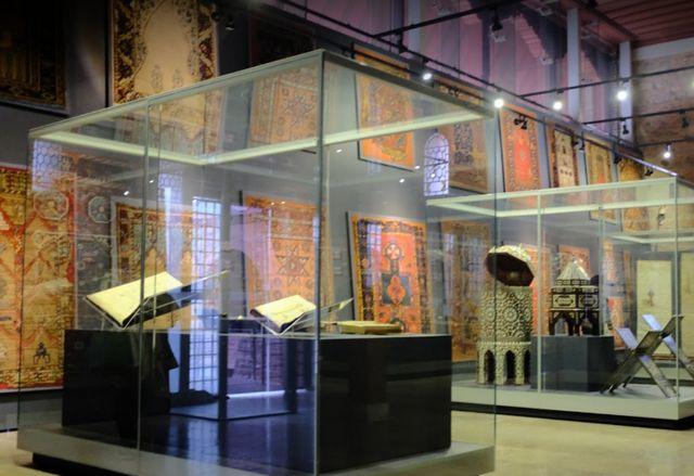 نتيجة بحث الصور عن المتحف الإسلاميإسطنبول