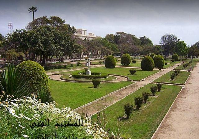 حديقة انطونيادس