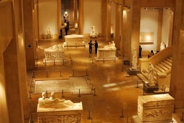 المتحف الوطني بيروت