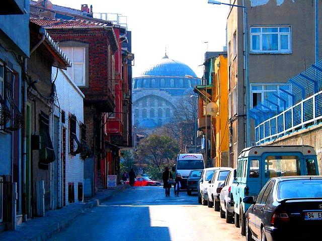 قصر بيلار بيه إسطنبول