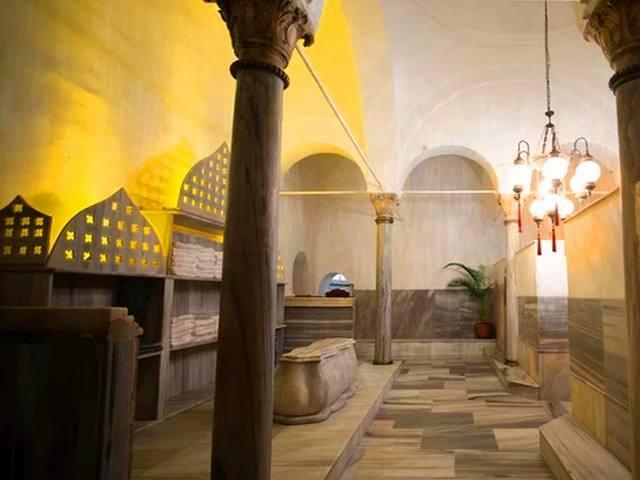 حمام كيالويلو اسطنبول