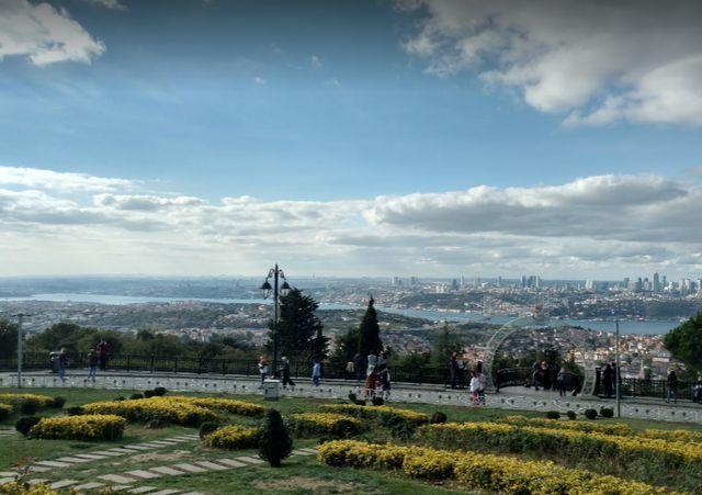 تلة العرائس اسطنبول