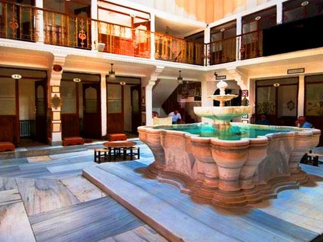 حمام تشمبرليتاش اسطنبول