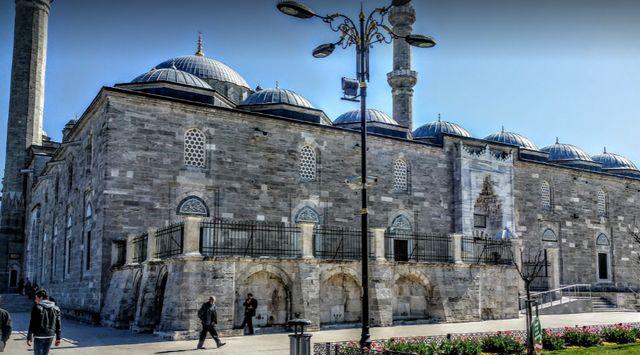جامع الفاتح اسطنبول