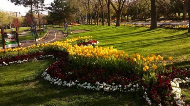 حديقة فلوريا إسطنبول