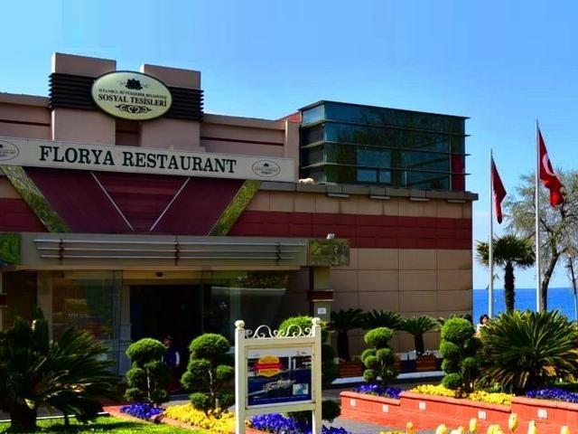 مطعم فلوريا باسطنبول