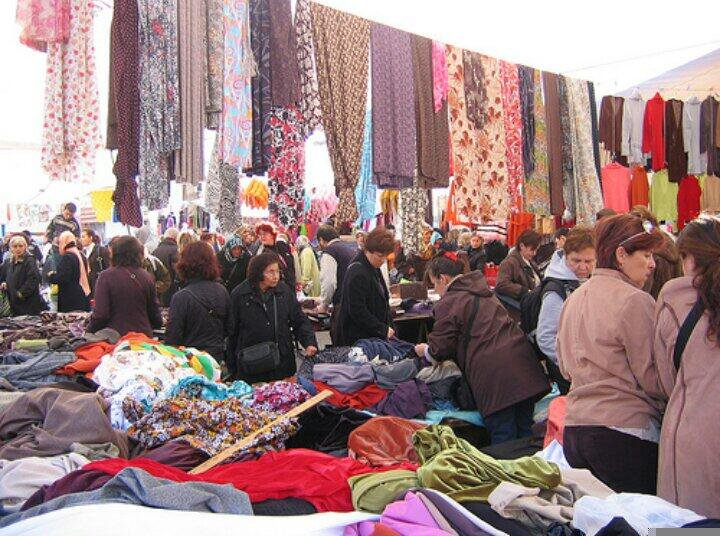بازار فندق زاده اسطنبول