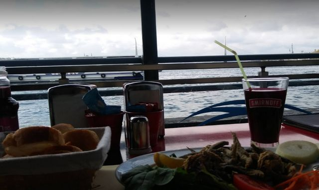 مطعم جسر غلطة