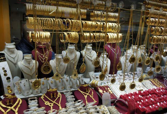 البازار الكبير في اسطنبول