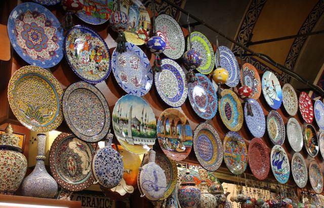 السوق الكبير في اسطنبول