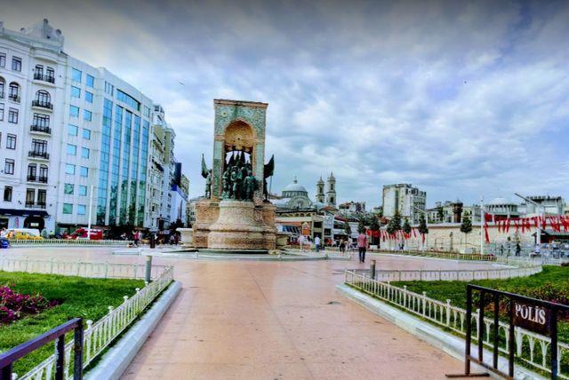 البازار الكبير اسطنبول