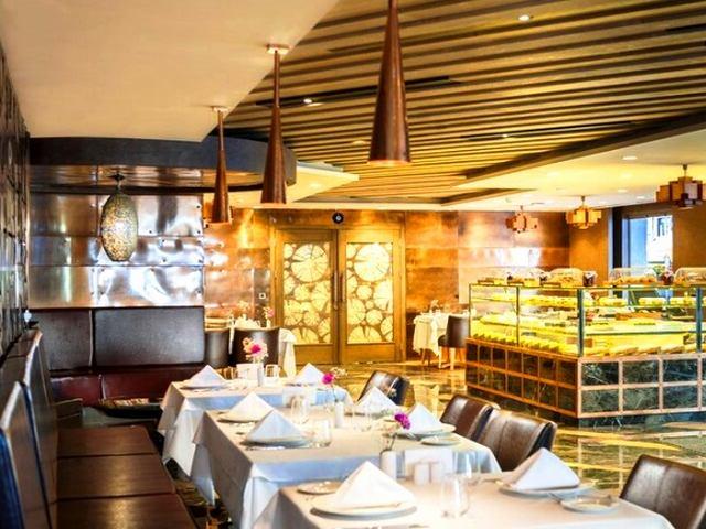 مطعم حمدي اسطنبول
