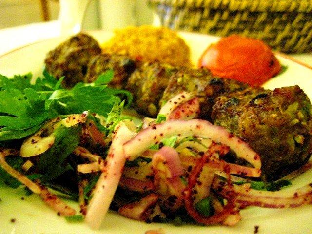 مطعم حمدي في اسطنبول