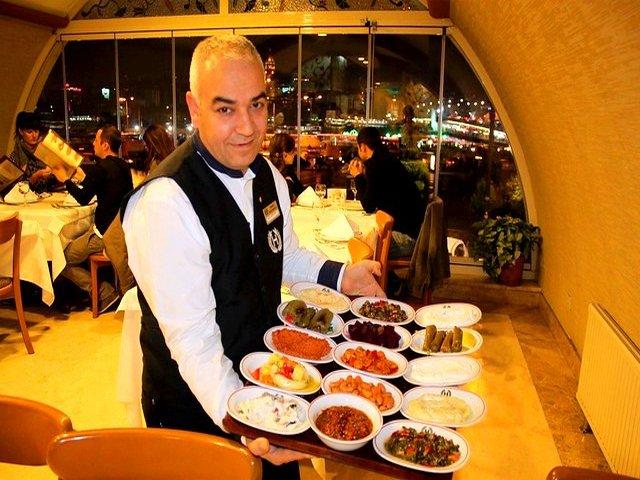 مطعم حمدي إسطنبول
