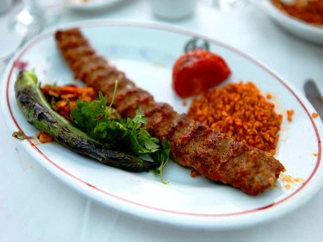 مطعم حمدي في إسطنبول