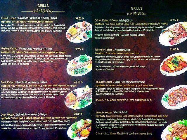 مطعم حمدي شيشلي في اسطنبول