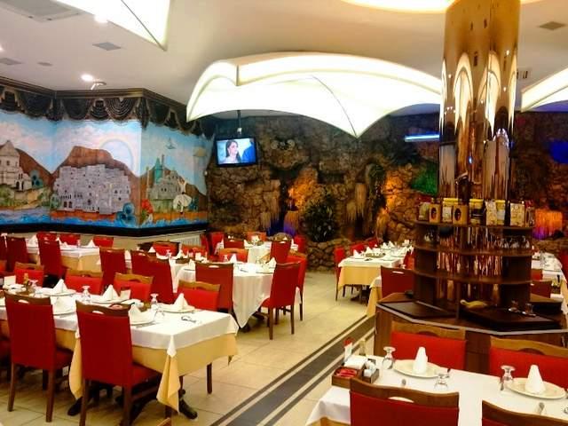 مطعم الملك اسطنبول