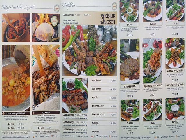 اسطنبول مطعم هاتاي